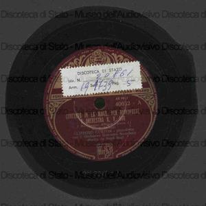 Concerto in la maggiore per pianoforte e orchestra KV 488 / W. A. Mozart ; Curzon, pf. ; Orch. Sinf. Nazionale ; Neel Boyd, direttore