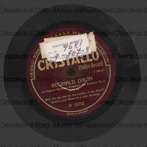 Reginald Dixon : Potpourri di successi n. 6 / R. Dixon, organo