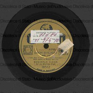 Dixon Schlager n. 14 / Reginald Dixon