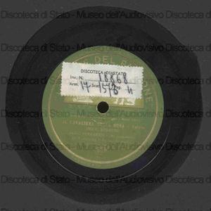 Il cavaliere della rosa / Richard Strauss. Sogno d'amore n. 3 / Liszt ; [entambi i brani eseguiti da] A. Ferraresi, violino ; G. Favaretto, pianoforte