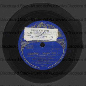 Cenerentola : selezione / Gracie Fields con The George Mitchell Choir e Orch. Bob Farnon