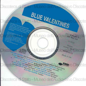 Blue Valentines : from blue note with love / Dinah Shore ; Andre Previn ; Nat King Cole ; Sonny Clarck ; Hank Mobley Peggy Lee ; George Shearing ; Julie London ; Stan Keaton Orchestra ; Lou Rawls ... [et al.]