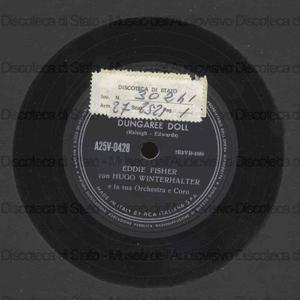 Dungaree doll ; Magic fingers / Eddie Fisher ; Hugo Winterhalter con la sua orchestra e coro