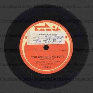 You brought me love ; Perfidia / Quartetto F. Aces con Al Alberts