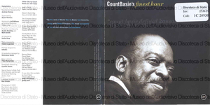 Count Basie''s finest hour / Count Basie, piano
