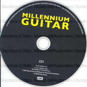 Millennium guitar / [interpreti]: Queen, Deep Purple, Blur... [et al.]