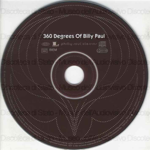 360 degrees of Billy Paul