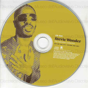 Stevie Wonder : The definitive collection