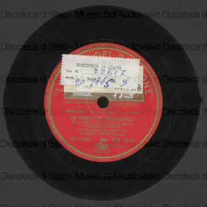 In fervido desiderio ; Vaga luna che inargenti : [dalle] Tre ariette / V. Bellini ; Gabriella Gatti, sop. ; G. Moore, pianoforte
