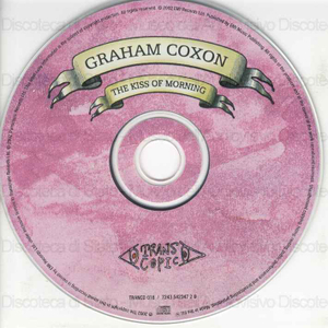The kiss of morning / Graham Coxon
