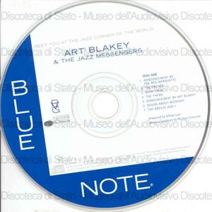 Meet you at the jazz corner of the world / Art Blakey & the Jazz Messengers