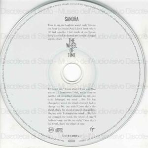 The Wheel of time / Sandra