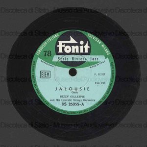 I''ve got you under my skin ; Jalousie / Dizzy Gillespie ; Orchestra Operatic Strings