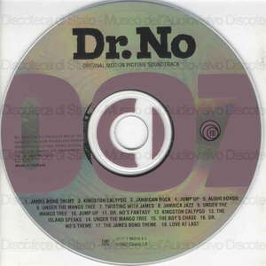 Dr. No : Original motion picture soundtrack / music composed and conducted by Monty Norman