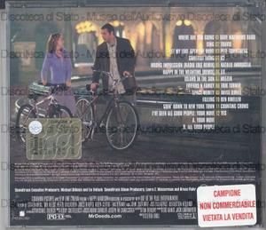 Mr. Deeds : Music from the motion picture / Davve Mattews Band ; Travis ; Pete Townshend ; U2 ; Natakie Imbruglia ; Lit ; Wrrzer ... [et al.]