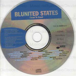Blunited States : Coast To Coast / Bobby Troup, Thelonious Monk, Gil Melle ... [et al.]