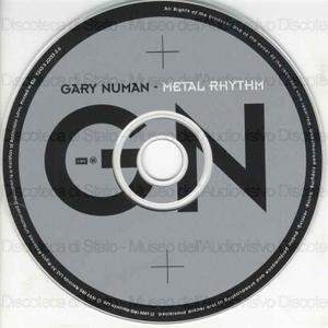 Metal rhythm / Gary Numan