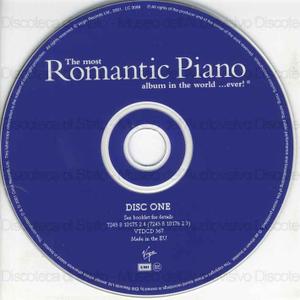 The most romantic piano : album in thr world...ever / P. I. Tchaikovski ; S. Rachmaninov ; L. Van Beethoven ... [et al.] ; Horacio Guiterrez ; Cecile Ousset ; Dame Mourra Lympany ... [et al.]
