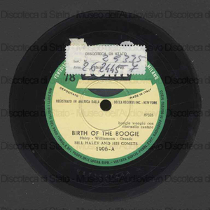 Birth of the boogie ; Mambo rock / Bill Haley and his Comets