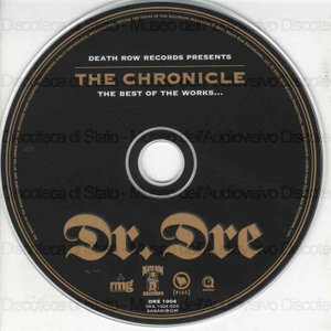 The Chronicle : The best of the works / Dr. Dre