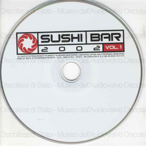 Sushi Bar : Vol.1 / Telepopmusik, Gabin, Kings of Convenience ...[et al.]
