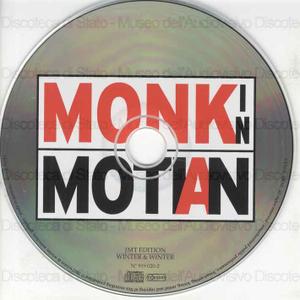 Monk In Motian / Paul Motian, drums ; Joe Lovano, tenor saxophone ; Bill Frisell, electric guitar ... [et al.]