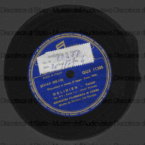Delirien Valzer op. 212 / Joseph Strauss ; Orch. Filarm. di Vienna ; H. von Karajan, direttore