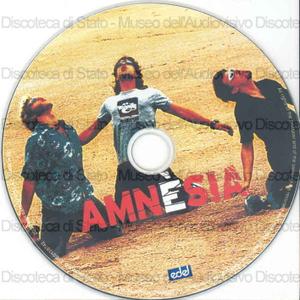Amnesia : music from Amnesia / Daniele Sepe, Macaco, Leonard Cohen ... [et al.]