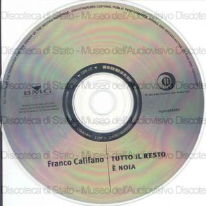 Tutto il resto è noia : Gli Indimenticabili / Franco Califano