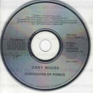 Corridors of power / Gary Moore