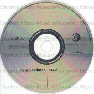 Tac...! : Gli Indimenticabili / Franco Califano