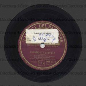 Mushmouth shuffle ; Mr. Jelly lord / Jelly Roll Morton ; [1. brano] Red Hot Peppers ; [2. brano] pianoforte ; clarinetto ; batteria