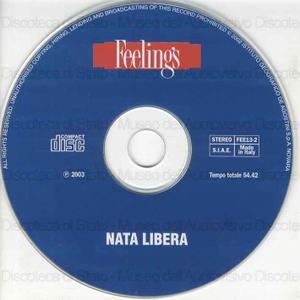Nata libera / Joan Osborne, Sinead O''Connor, Tori Amos... [et al.]