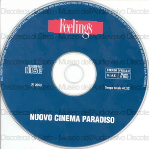Nuovo cinema paradiso / Tiromancino, Procol Harum, Carmen Consoli... [et al.]