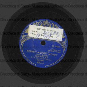 Money, money, money ; The laughing samba / E. Ros dirige orch. cubana