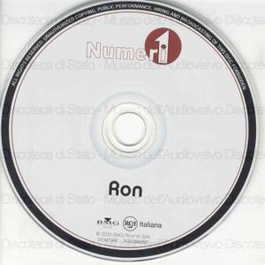 Numeri 1. Ron