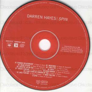 Spin / Darren Hayes