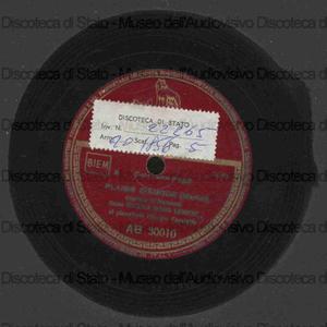 Plaisir d''amour ; Lamento del prigioniero siberiano / Nicola Rossi Lemeni, basso ; [1. brano] G. Favaretto, pianoforte