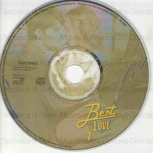 Best of Love 7 / Bruce Springsteen, Shakira, Celine Dion ... [et al.]