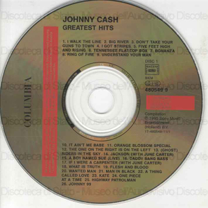 Greatest hits ; Best of the best Gold / Johnny Cash