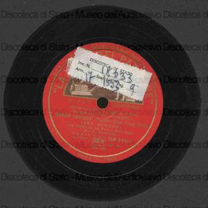 Manon Lescaut : In quelle trine morbide ; Tosca : Vissi d'arte / G. Puccini ; Illica ; Sara Scuderi con Orch. Teatro della Scala [diretta da] U. Berrettoni ; [brano 1] Oliva e Praga ; [brano 2] Giacosa