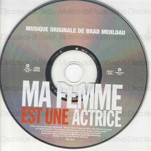 Ma femme est une actrice : colonna sonora / Musique originale de Brad Mehldau