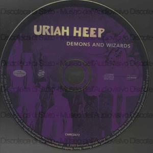 Demons and wizards / Uriah Heep