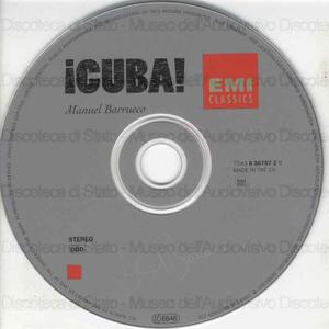 Cuba / Ernesto Lecuona ; Leo Brouwer ; Carlos Farinas ... [et al.] ; Manuel Barrueco, chitarra
