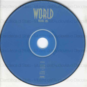 World : volume one / Deep Forest, Cyrius, Wes ... [et al.]