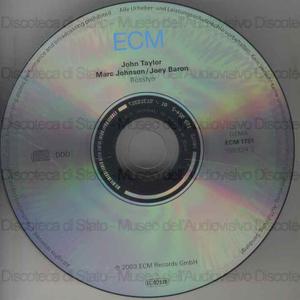 Rosslyn : John Taylor, Marc Johnson, Joey Baron / John Taylor Trio
