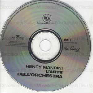 L'''' Arte dell'''''''''''orchestra / Henry Mancini