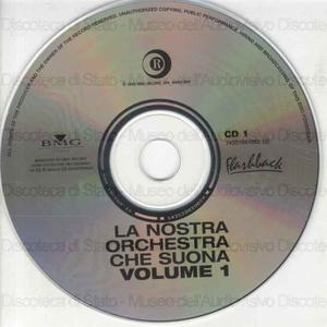 I grandi successi . La nostra orchestra che suona : Vol. 1 / M.Capuano, N. Rosso, F. Papetti ...[et al.]