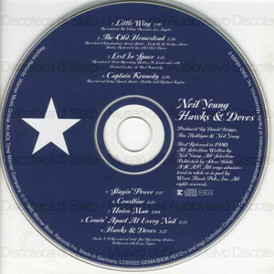 Hawks & Doves / Neil Young