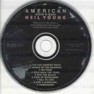 American stars''''n bars / Neil Young